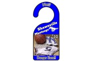 Basketball Door Hanger - Design 2