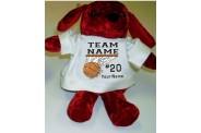 Basketball Team Teddy