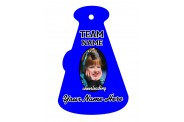 Cheer Bag Tag Megaphone - Design 2