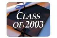 Graduation Mouse Pad - Design 1