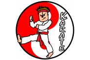 Karate Magnet  - Design 1