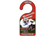 Soccer Door Hanger