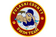 Swim Magnet - Design 3 - Swimmer Image - Female