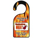 Basketball Door Hanger - Design 3