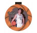 Basketball Photo Ornament