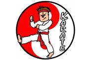 Karate Magnet  - Design 1