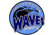 Swim Magnet - Design 1 - Swim Team Logo