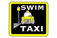 Swim Magnet - Design 7 - Swim Taxi