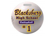 Volleyball Bag Tag - Design 1