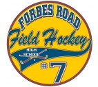 Field Hockey Magnet - Design 2